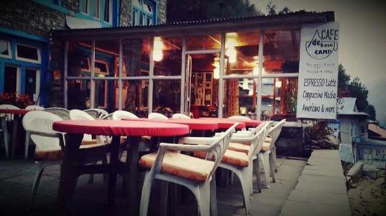 Cafe de Basecamp