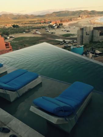 Cerritos Beach Hotel Desert Moon Infinity Pool