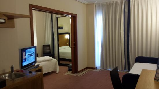 Hotel Bonalba Alicante: junior suite