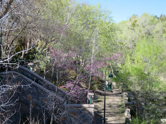Big Ditch Park : Historic Walk