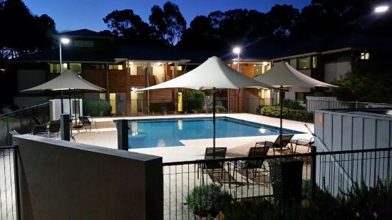 Darby Park Serviced Residences: It has a very good location located almost in the heart of Margaret River Park town; where every