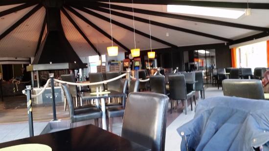 Surahammar, Sweden: Inne i restaurangen