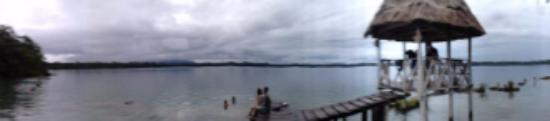 Chisec, Guatemala: Laguna Lachua