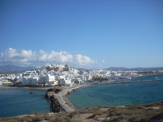 Ilion Hotel: Naxos Centre