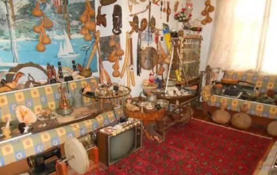 Karaoz, Turkiet: Müze