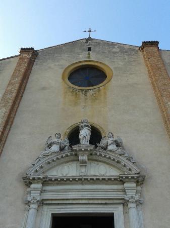 Abano Terme, Italia: Вход