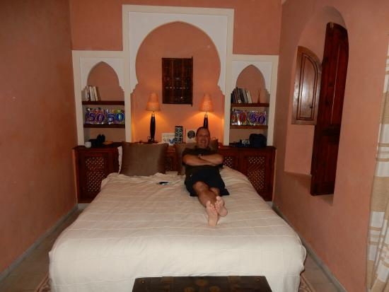 Riad Sable Chaud: The Chambre Bedouine