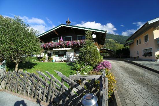 Neukirchen am Grossvenediger, Österrike: Второй этаж целиком для гостей