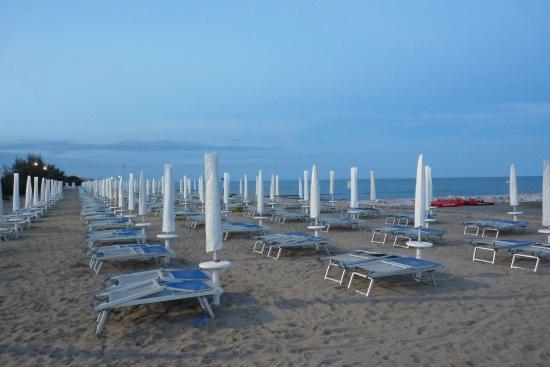Hotel Olympus: Caorle Altanea Strand