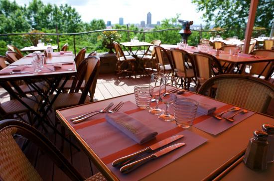 La Terrasse Photo De La Maison Villemanzy Lyon