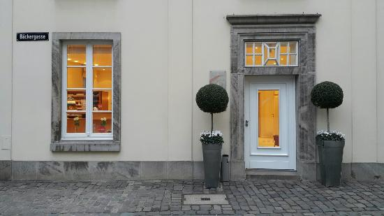Hotel Orangerie am Speeschen Palais: 20151113_075908_large.jpg
