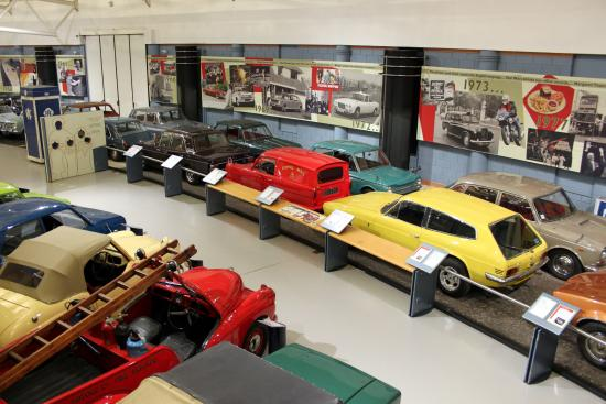 Gaydon Motor Heritage
