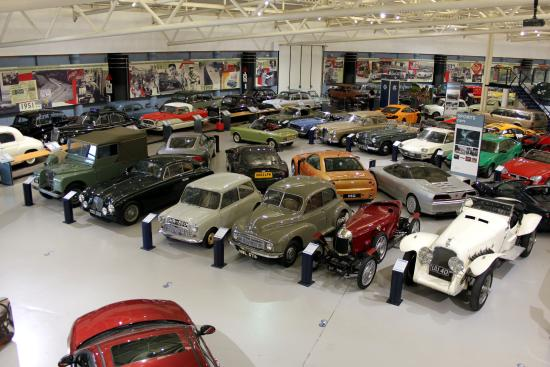 Day Family Classic Cars Museum
