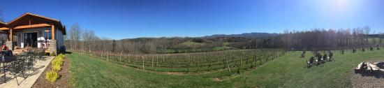 Silver Fork Winery: view