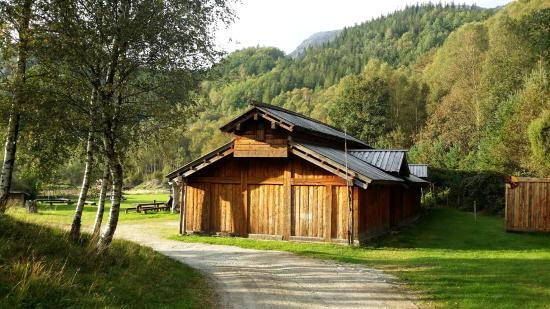 Forsand Municipality, Norway: Gildehallen Longhouse