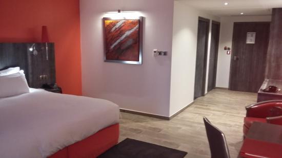 Chambre - Photo de Hôtel Du Bois Blanc, Vonnas - TripAdvisor