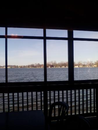 Winona Lake, Ιντιάνα: View from the BoatHouse