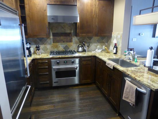Northstar Lodge By Welk Resorts: Very Nice Kitchens W/ Viking Appliances