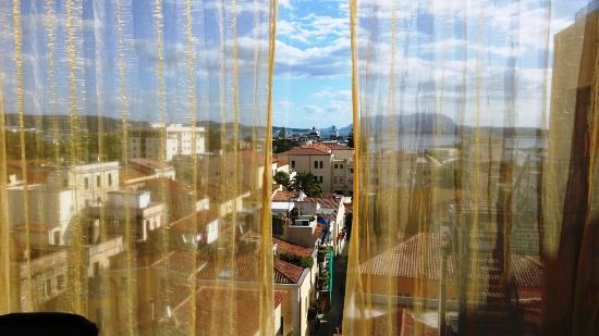 Hotel Panorama: Zimmeraussicht