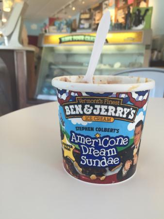 Americone Dream Sundae Picture Of Ben Jerry S Eastham Tripadvisor The american dream is alive in the new trailer for war dogs 01 july 2016 | filmonic. americone dream sundae picture of ben