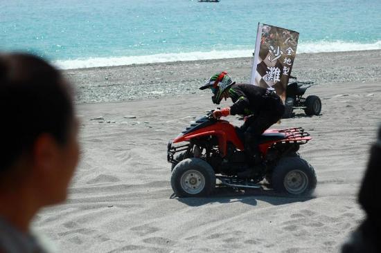 Beach Car - Taitung Taimali