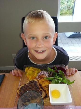 Ishoej, Danemark : Lækker pariserbøf!