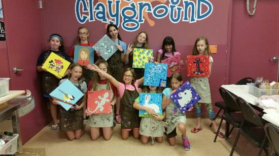 My Clayground Art Studio
