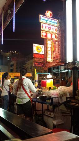Chinatown Hotel Restaurant