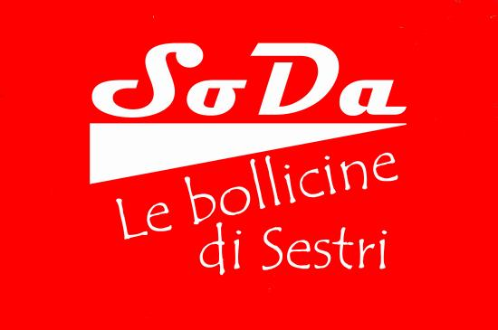 Soda Le bollicine di Sestri