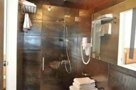 Villa Lucica Trogir: Superb Bathroom