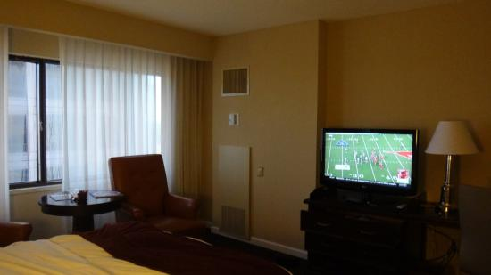 DoubleTree by Hilton Orlando Downtown: room 1029