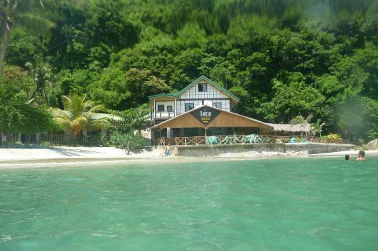 how to go to talipanan beach puerto galera