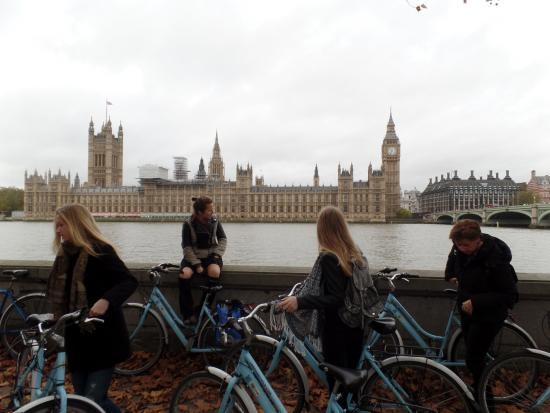 Baja Bikes London: Westminster