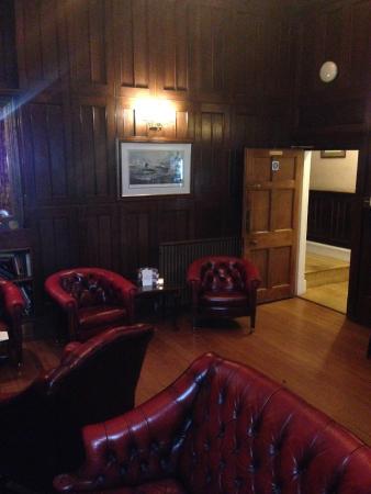 Buckland Tout-Saints Hotel: bar