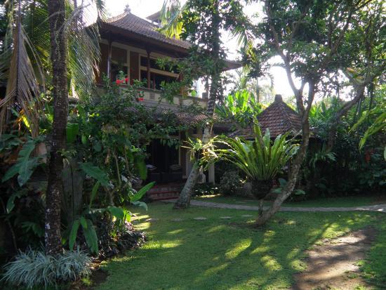 Alas Petulu Cottages: Habitaciones y jardin