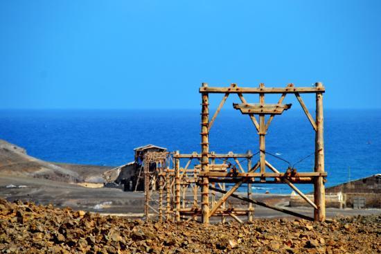 Melia Tortuga Beach Resort Spa Salt Mines