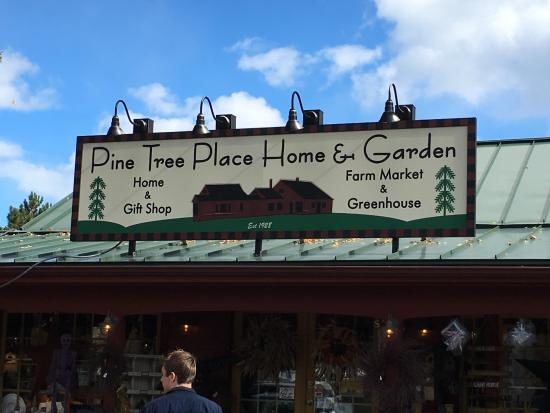 Pine Tree Farm Market and Cafe: Pine tree Market and Caf