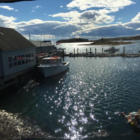 Cape Porpoise, ME: View