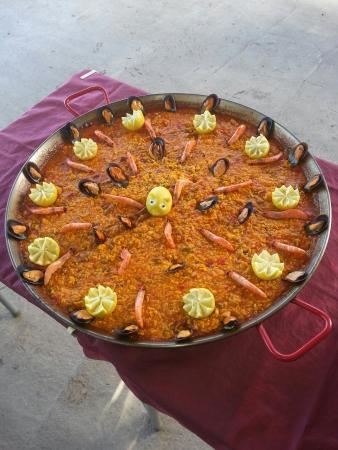 Iznajar, Ισπανία: Antonios Bar Los Pajaritos