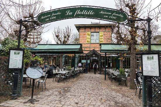 la flottille picture of restaurant la flottille versailles tripadvisor. Black Bedroom Furniture Sets. Home Design Ideas
