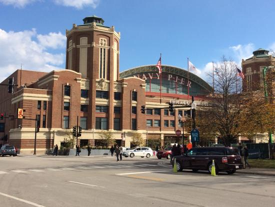 Navy Pier Festival Hall Complex