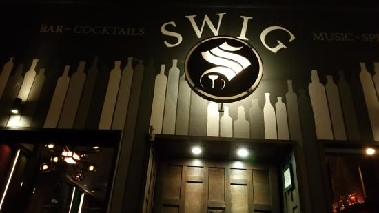 Photo of Pub Swig at 561 Geary St, San Francisco, CA 94102, United States