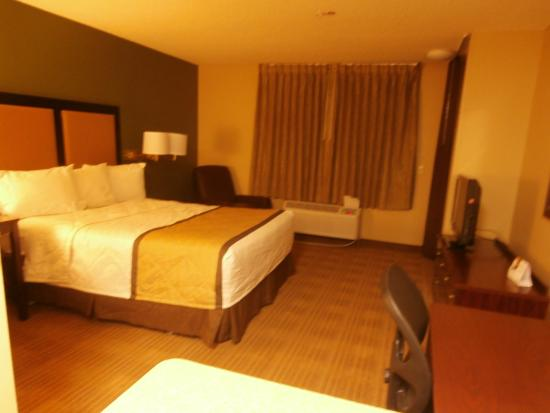 Extended Stay America - Phoenix - Mesa: bed