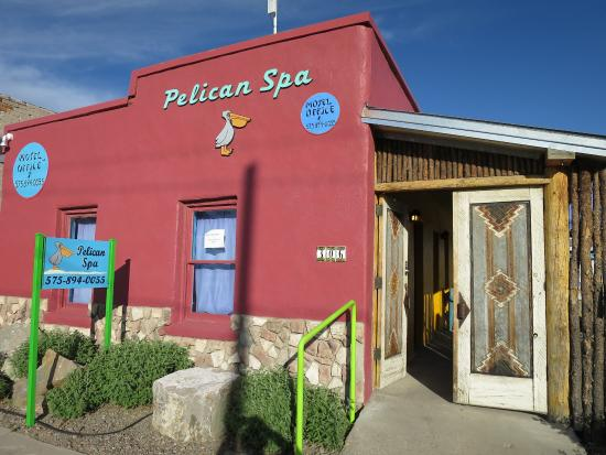 Pelican Spa: Entrance