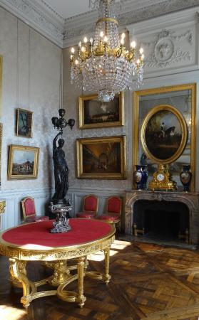 Musees et Domain Nationaux de Compiegne: Зал музея