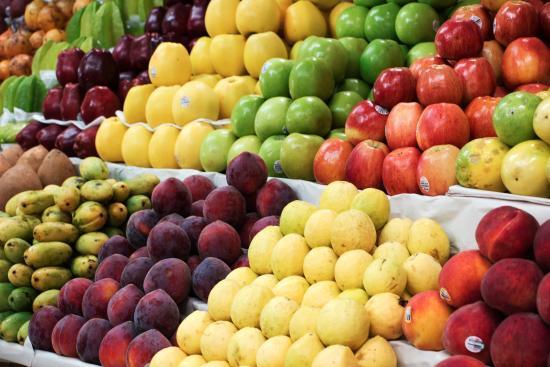 Mercado de San Juan : ¿Qué fruta quieres?