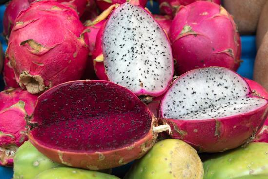 Mercado de San Juan : Colores y texturas en San Juan