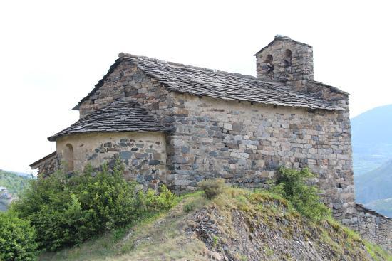 Église Sant Serni de Nagol