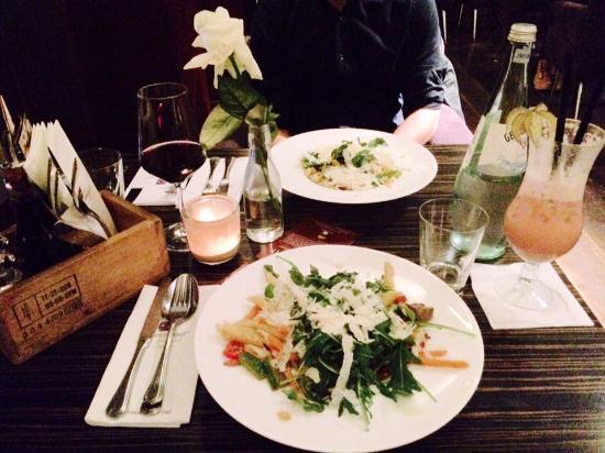 Pasta Dienstag, so viel das Herz begehrt :)