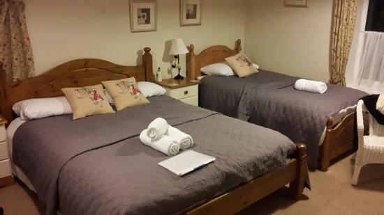 Great Moulton, UK : Das Zimmer OAK